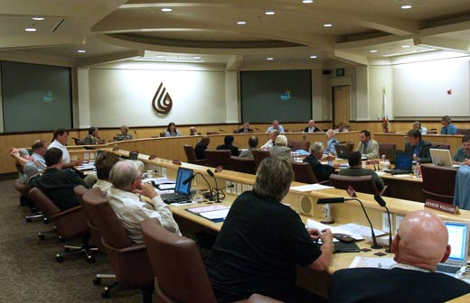 Water Authority Board Meeting