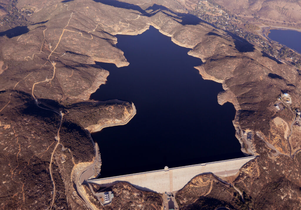 Olivenhain Dam Facility