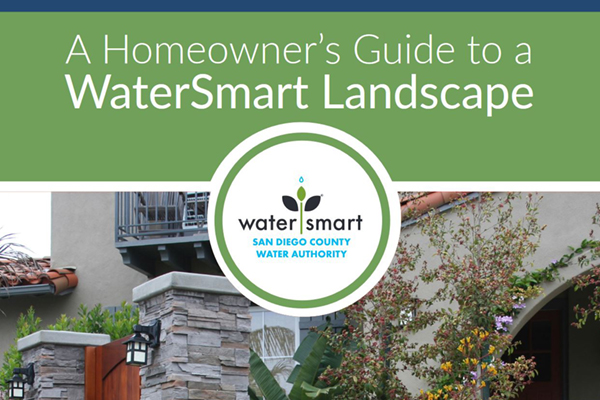 homeowner guide watersmart landscaping guide cover